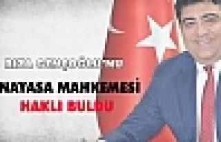 Vali Yardımcısı Gençoğlu'na beraat
