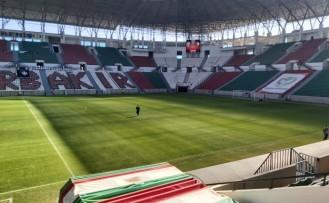 Diyarbakır Stadı Göz Kamaştırıyor