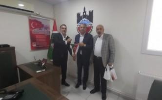 DTSO Başkanından Diyarbekirspor'a Ziyaret