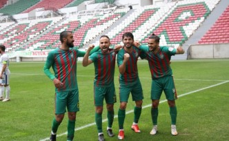 Amedspor, Play-Off'a Odaklandı