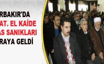 Diyarbakır'da 28 Şubat, El Kaide ve Sivas Davası Sanıkları Bir Araya Geldi