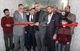 Anadolu Selçuklu Ocakları Diyarbakır İl Başkanlığı dua ve tekbirlerle açıldı