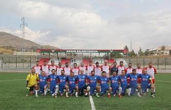 Kulp'ta Anlamlı Futbol Karşılaşması