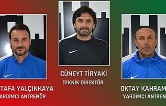Diyarbekirspor'da Cüneyt Tiryaki Dönemi