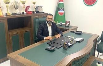 Diyarbekirspor'dan Cüneyt Tiryaki Açıklaması
