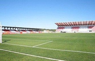 Eğil'e Dev Spor tesisi