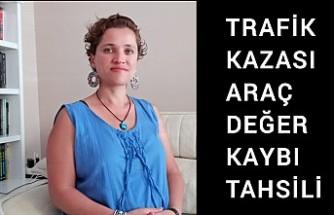 TRAFİK KAZALARINDA ARAÇ DEĞER KAYBI TESPİTİ VE TAHSİLİ