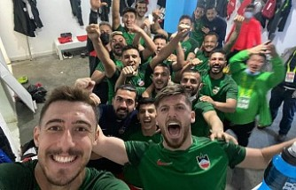 Antalya'dan Lider Geçti (3-1)