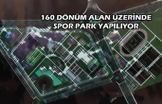 Yeni Diyarbakır Stadyumunun tam karşısında 160 Dönüm alanda Spor Park Yapılıyor
