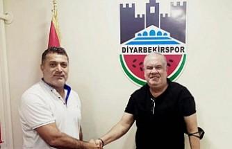 Diyarbekirspor'da Eriş Dönemi