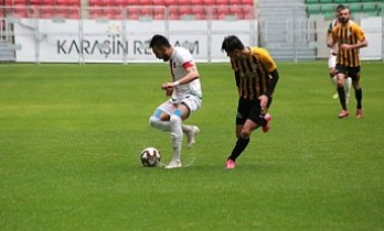 Diyar Play-Off umutlarını tüketti