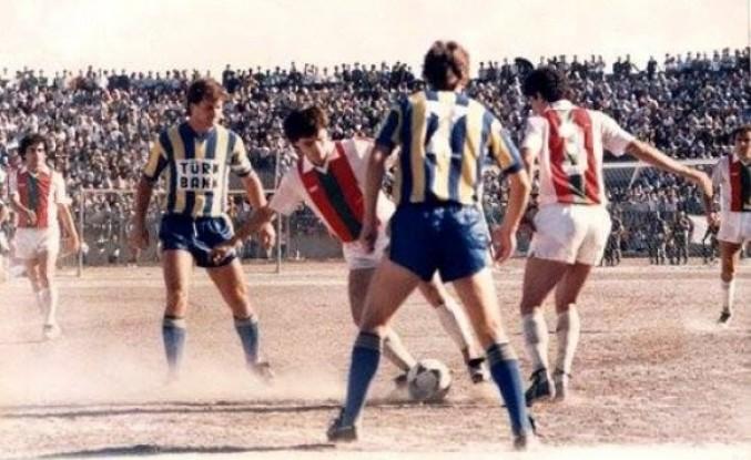 1986-1987 Diyarbakırspor - Fenerbahçe