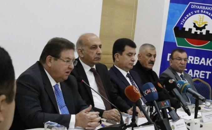 DTSO Erbil'de Ekonomik Forum düzenleyecek