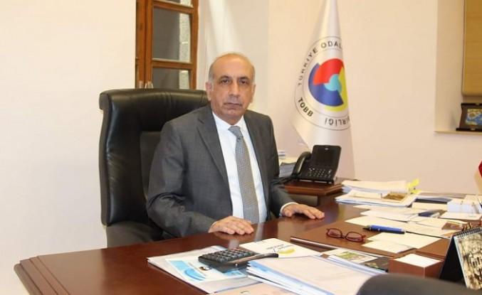 """DTSO Başkanı Kaya """"Dicle Üniversitesi yasaları açıkça ihlal etmektedir"""""""