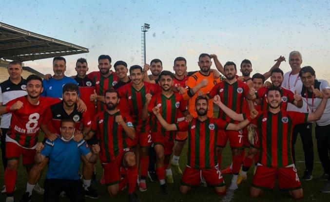 Diyarbakırspor'un Çeyrek Finaldeki Rakibi Bağlar Belediyespor