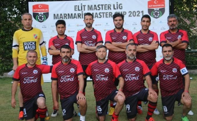 Masterler Türkiye Üçüncüsü