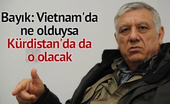 Cemil Bayık: Vietnam'da ne olduysa Kürdistan'da da o olacak
