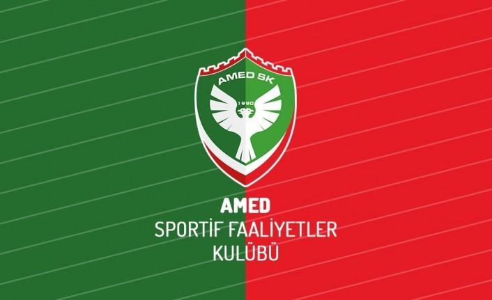 Amedspor altı oyuncusu ile yollarını ayırdı